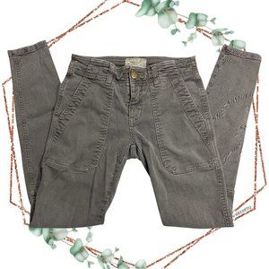 Current/Elliott the conductor pants in castle 24
